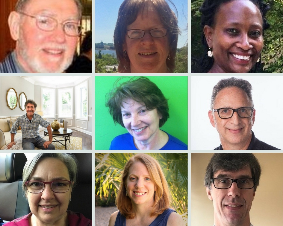 nominees for Board and Nominations Committee 2018
