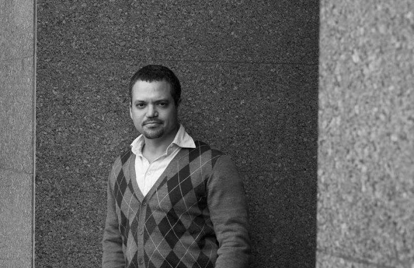 photo of Roger Santodomingo for his blog post from his first week at seminary