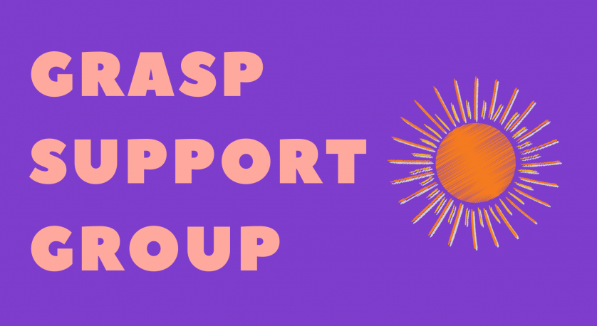 promo image for GRASP Support Group - Grief Recovery After a Substance Passing